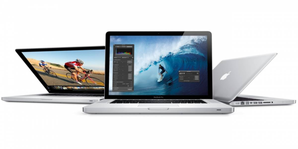 MWSF: Nuevo MacBook Pro usa Intel