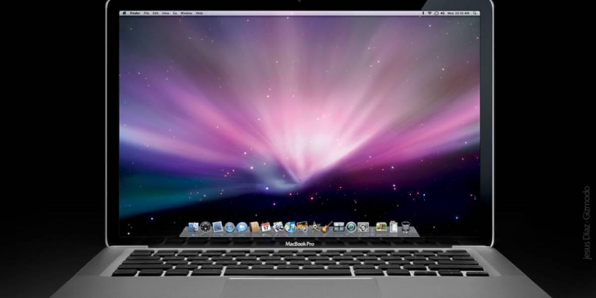Nuevos MacBook Pro serían lanzados este 24 de Febrero
