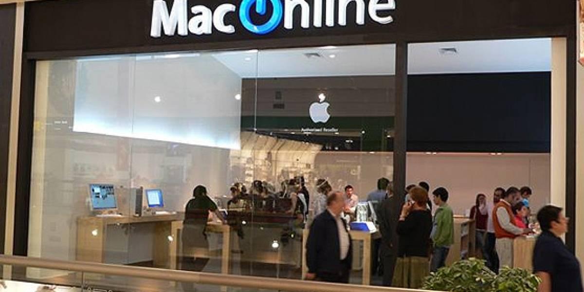 MacOnline en Concepción e iPod Shuffles a Ch$20.000