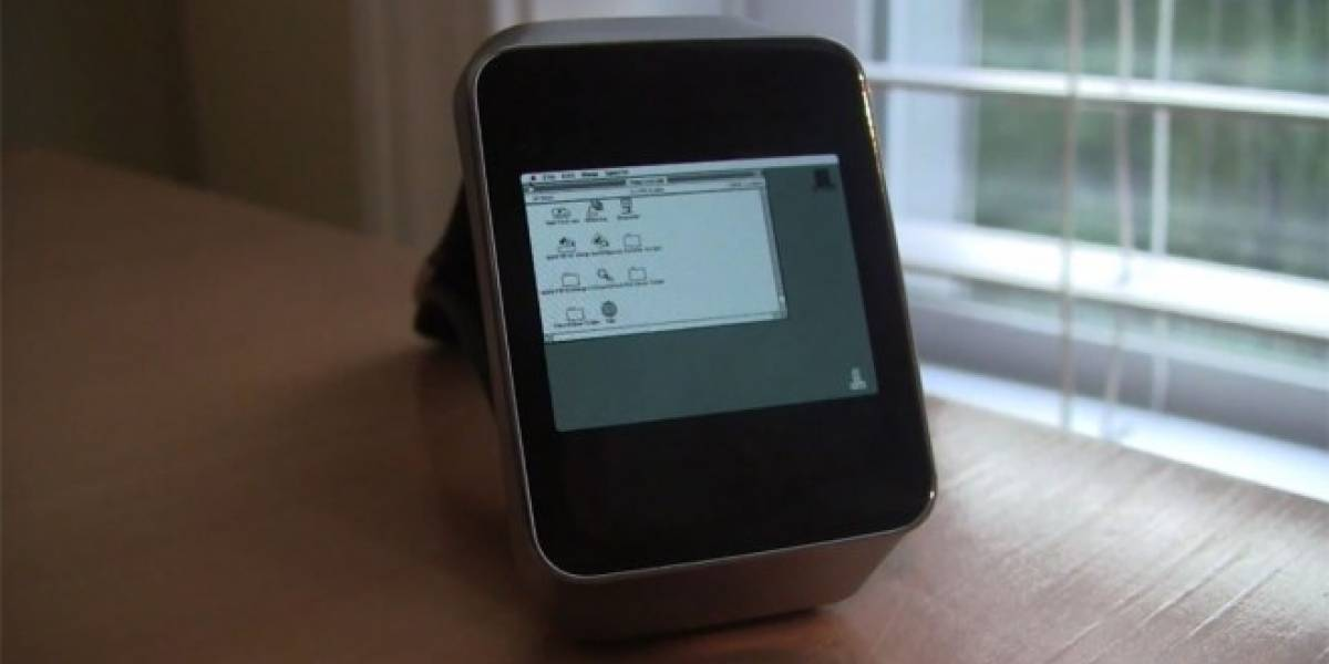 Ya es posible ejecutar Mac OS en Android Wear
