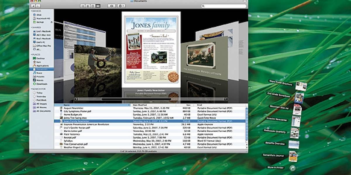 Mac OS X Leopard llega a fin de mes
