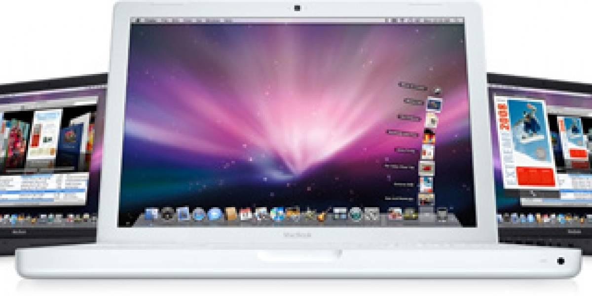 Mac OS X 10.5 Leopard llegó para quedarse