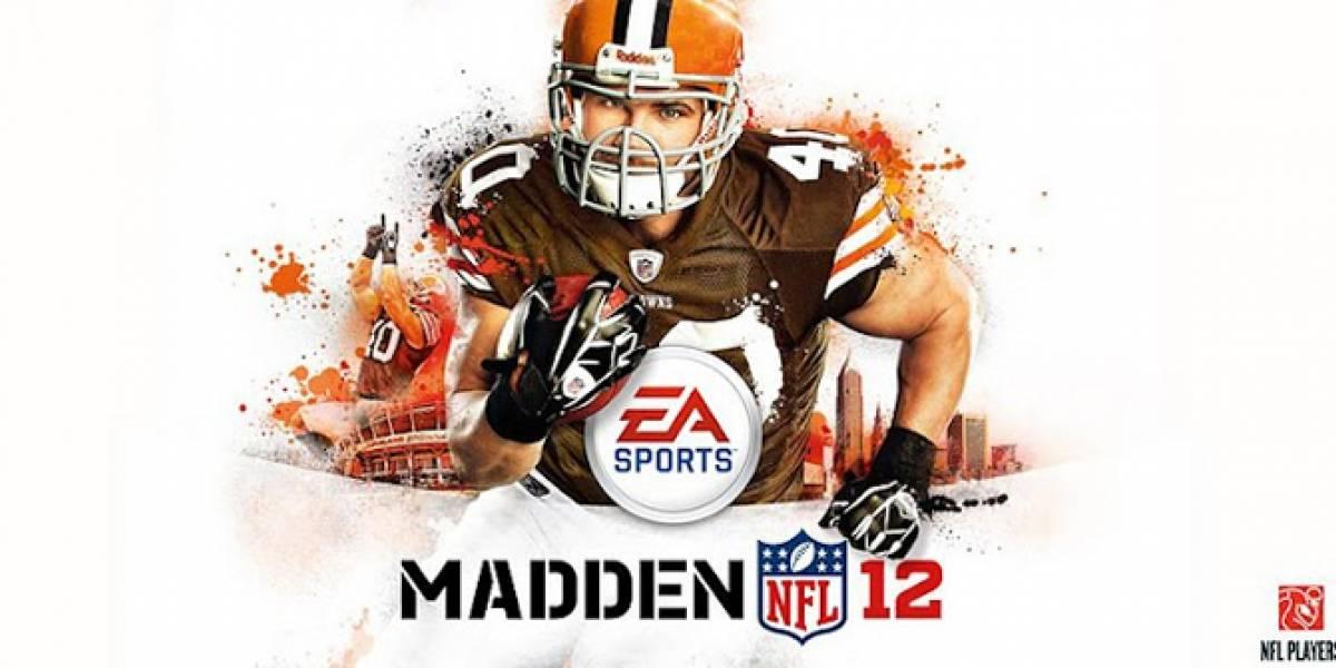 Madden NFL 12 para Android en descuento gracias al Super Bowl