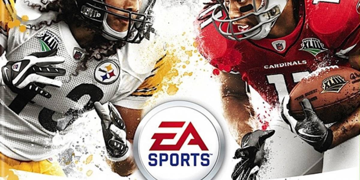 Madden NFL 10 tendrá dos atletas en portada