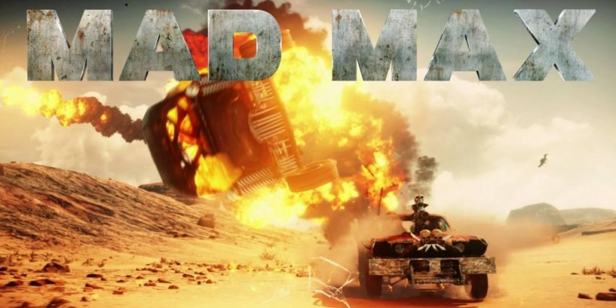 Mad Max tiene nuevo tráiler interactivo
