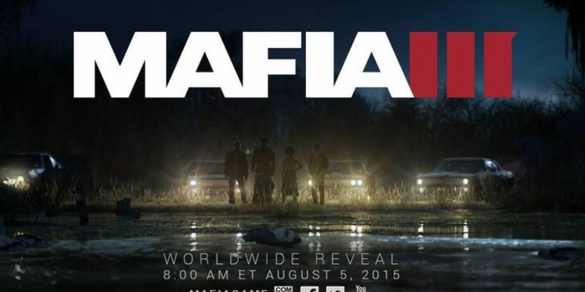 Mafia III anunciado, tráiler la próxima semana