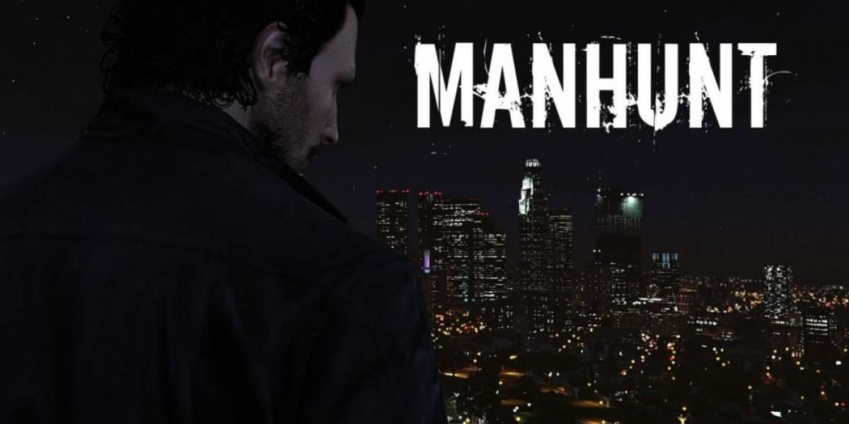 Manhunt, un espectacular corto creado con el editor de GTA V
