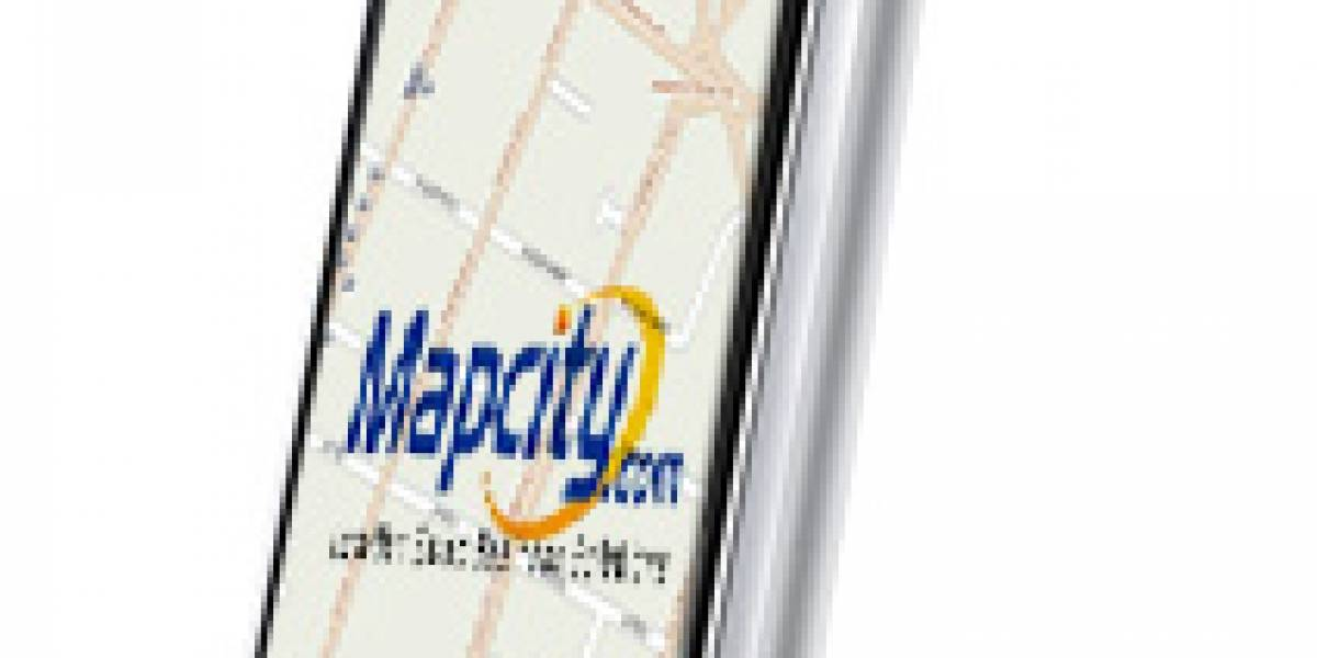 MapCity regala un iPhone