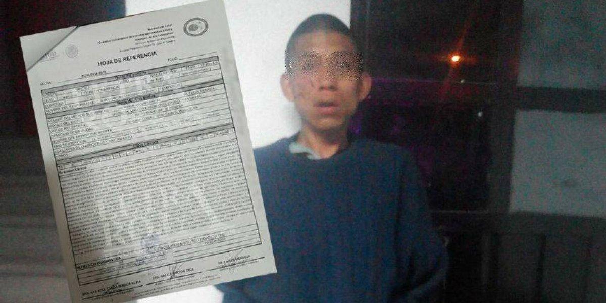 Valoración médica revela posible cuadro de delirium mixto en Marco Antonio