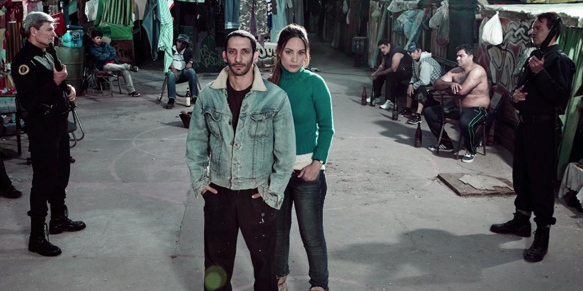 'El Marginal' tiene su estreno fuera de Argentina
