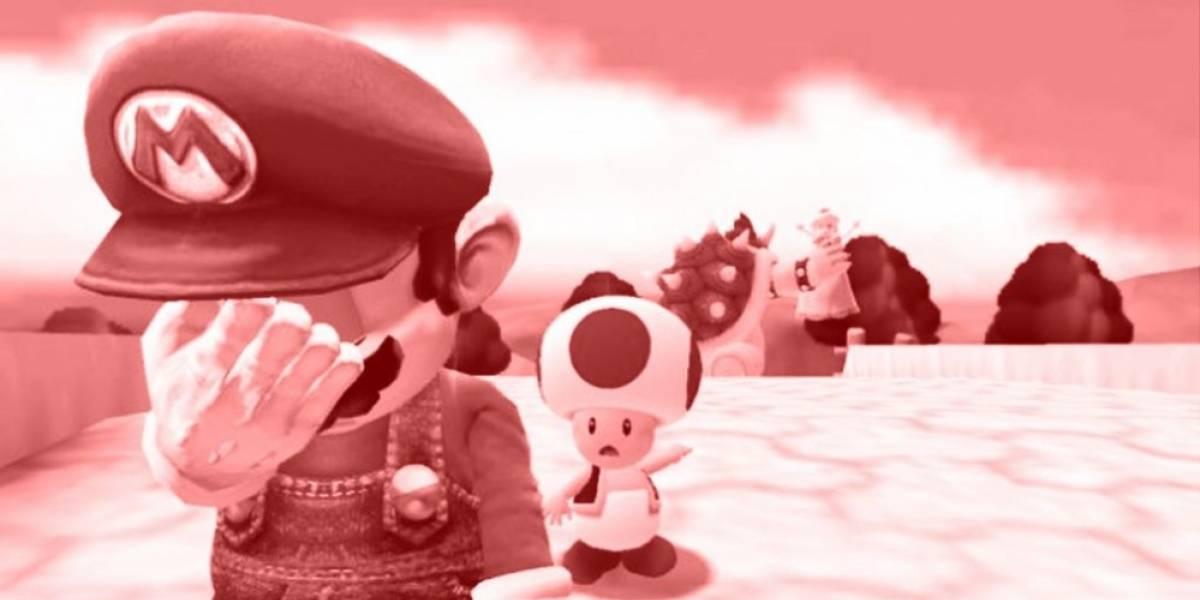 Nintendo mata el proyecto Super Mario 64 HD