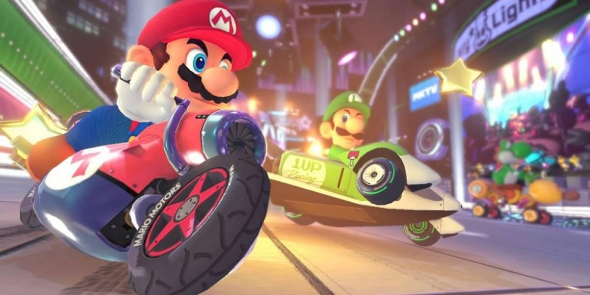 Mario Kart 8 llegó al millón de copias en Estados Unidos