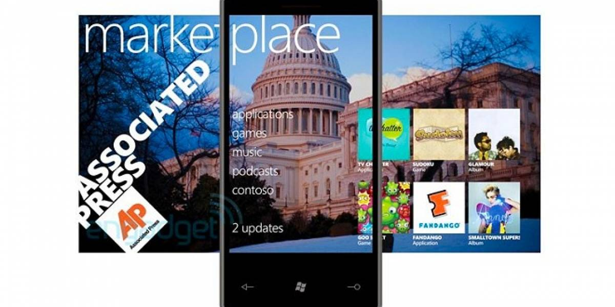 Windows Phone Marketplace alcanza las 50.000 aplicaciones publicadas