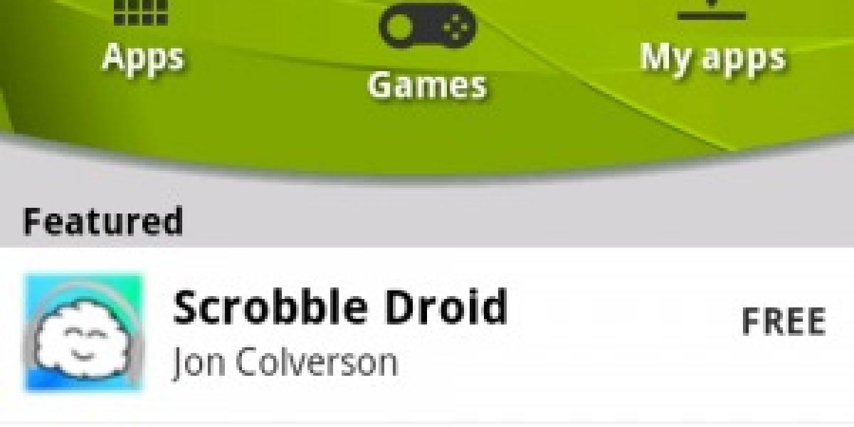 Así es el nuevo Android Market: ¡Conócelo!