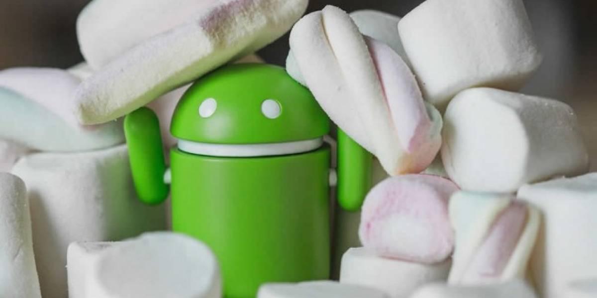 Marshmallow ya se encuentra instalado en el 10% de teléfonos Android
