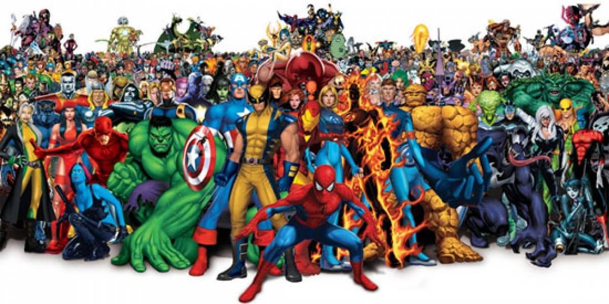 Marvel intenta resucitar su masivo en linea
