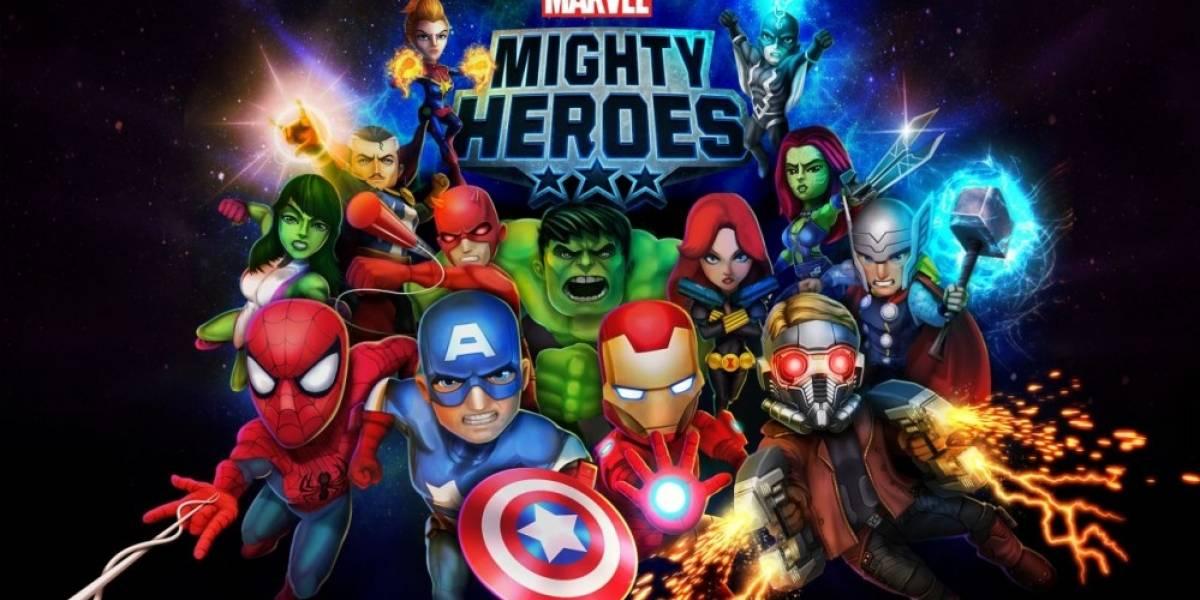 Nuevo juego free to play basado en universo Marvel llegará a móviles