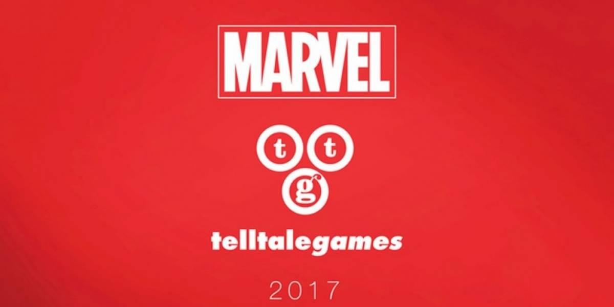 Marvel y Telltale Games harán equipo para un nuevo proyecto