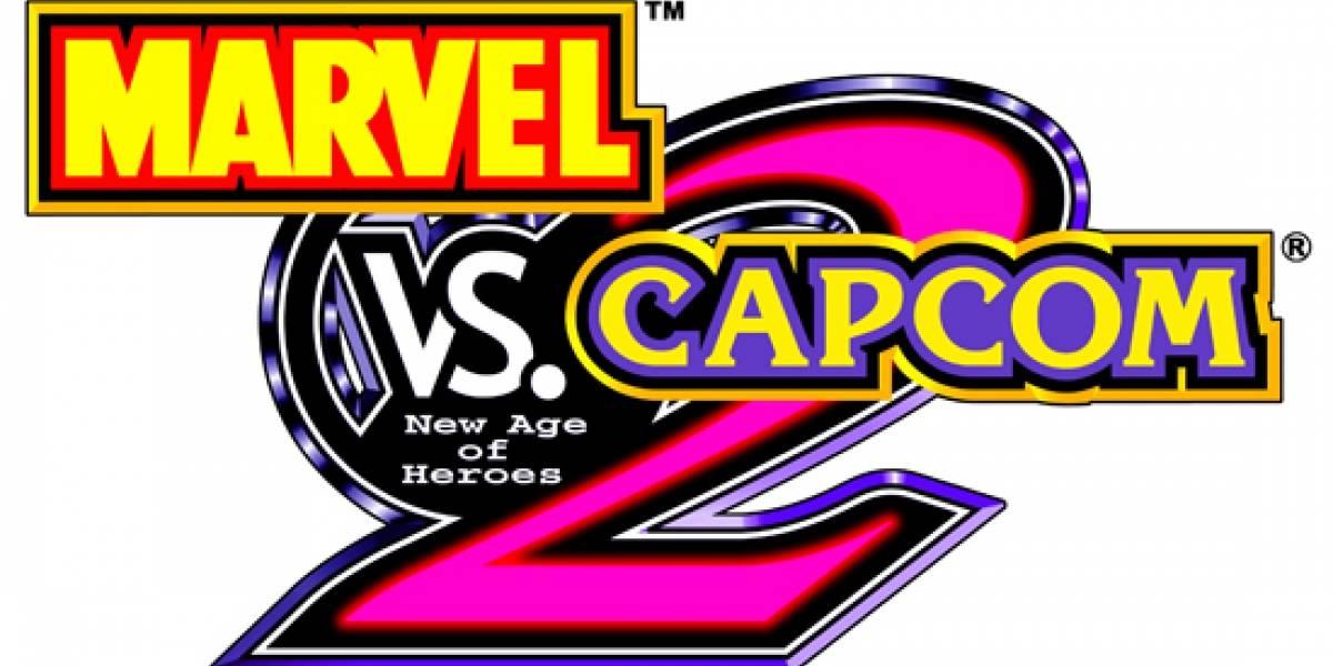 Confirmado Marvel Vs. Capcom 2, tendrá Modos Online y gráficos HD