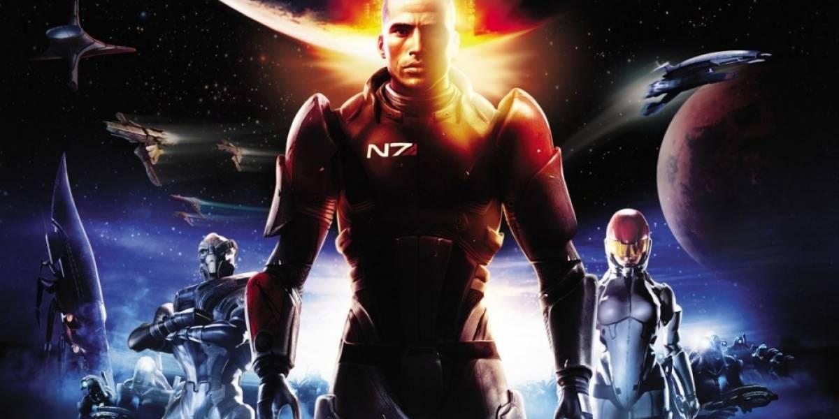 BioWare analiza la posibilidad de llevar la trilogía Mass Effect a PS4 y Xbox One