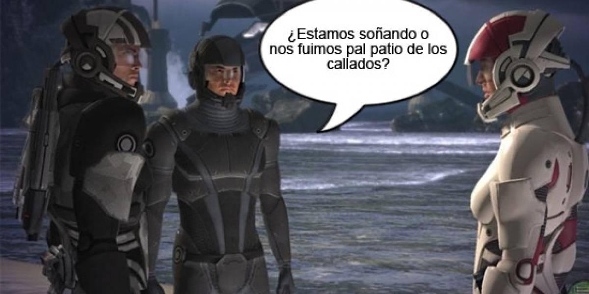 Ya tenemos más detalles de Mass Effect 2