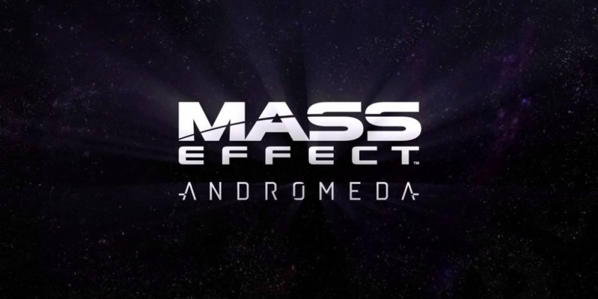 Este es el primer trailer de Mass Effect: Andromeda #E32015