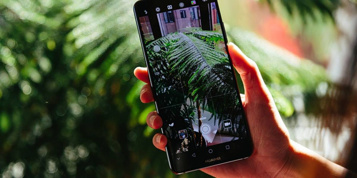 Obtén el Mate 10 Pro de Huawei a un super precio con la promoción de Claro