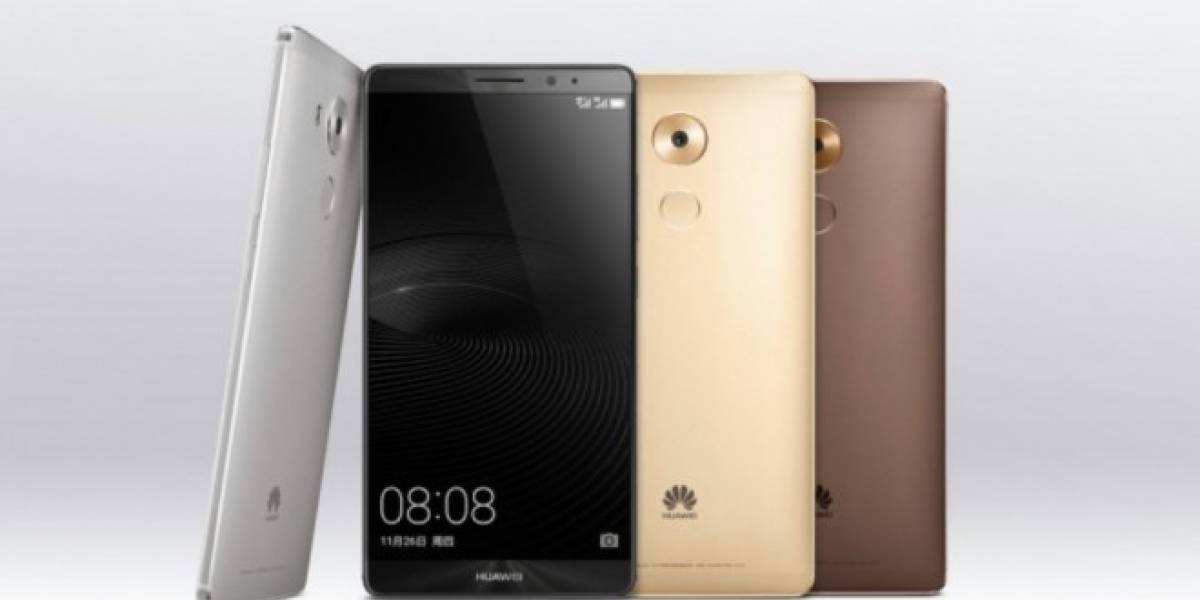 Huawei anuncia su Mate 8 con Android 6.0 Marshmallow
