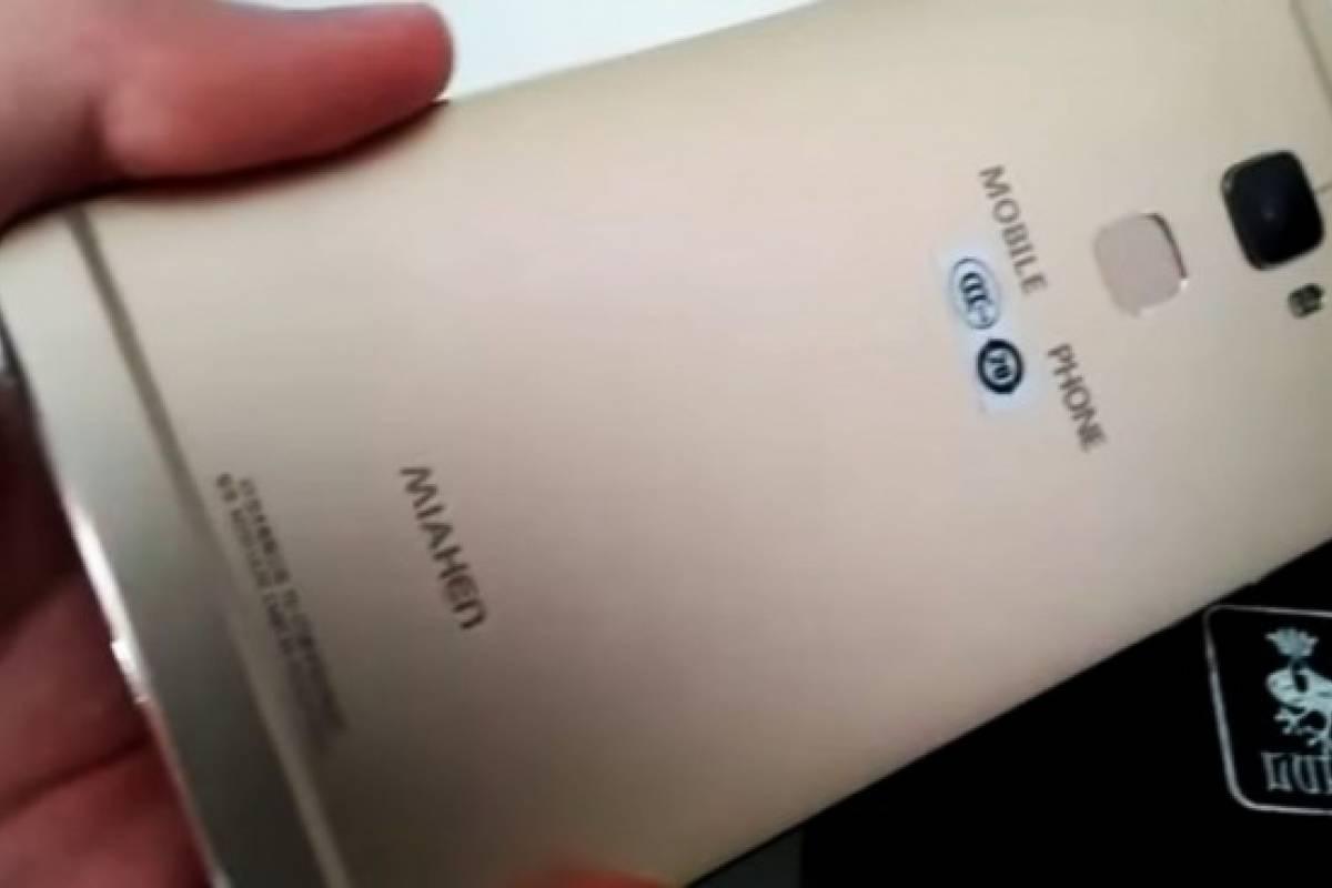 Este video muestra lo que podría ser el Huawei Mate 8