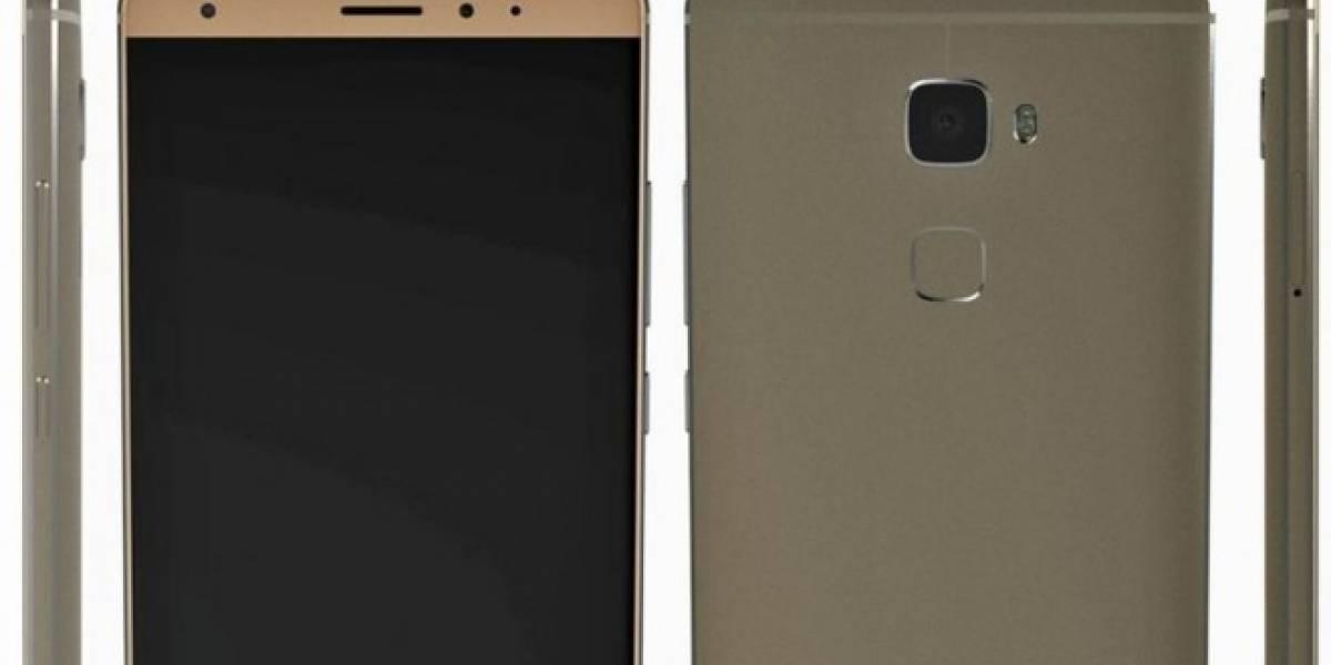 Otra imagen filtrada muestra lo nuevo de Huawei