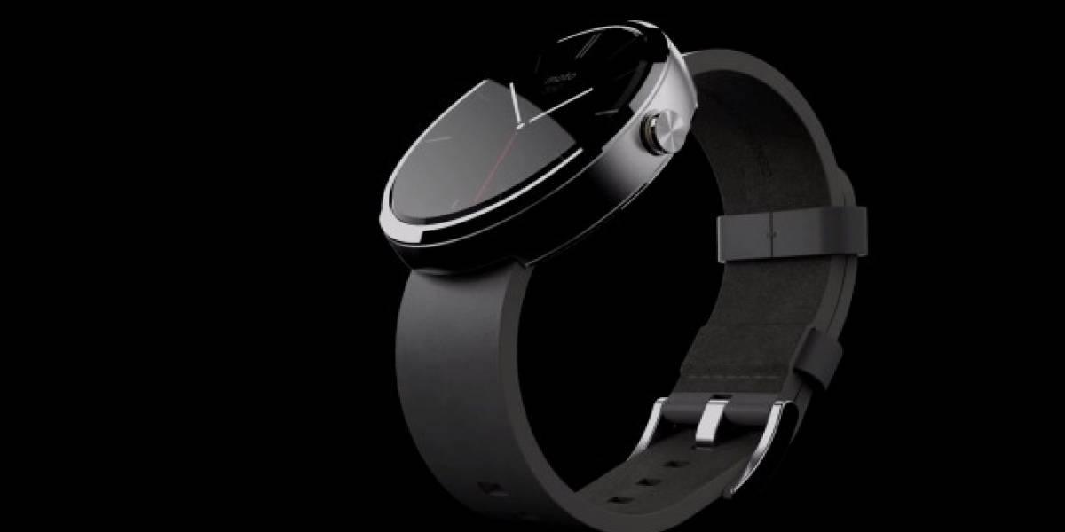 Motorola muestra a través de Twitter a un supuesto Moto 360 Segunda Generación