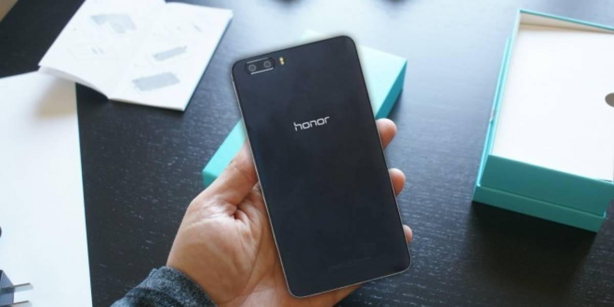 Filtran especificaciones técnicas del nuevo Huawei Honor 7