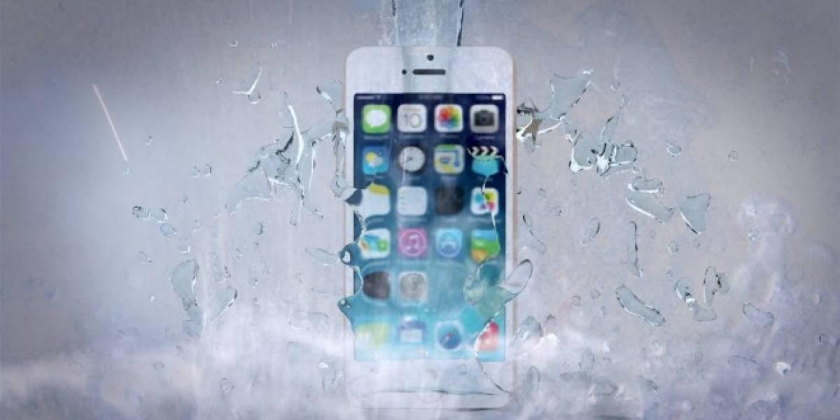 Esta es la razón por la que el iPhone 6s es resistente al agua