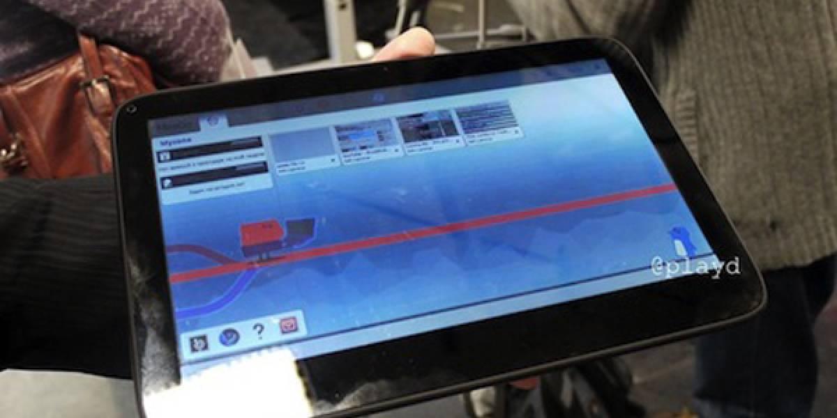 Nokia muestra imágenes de su primera tablet con MeeGo