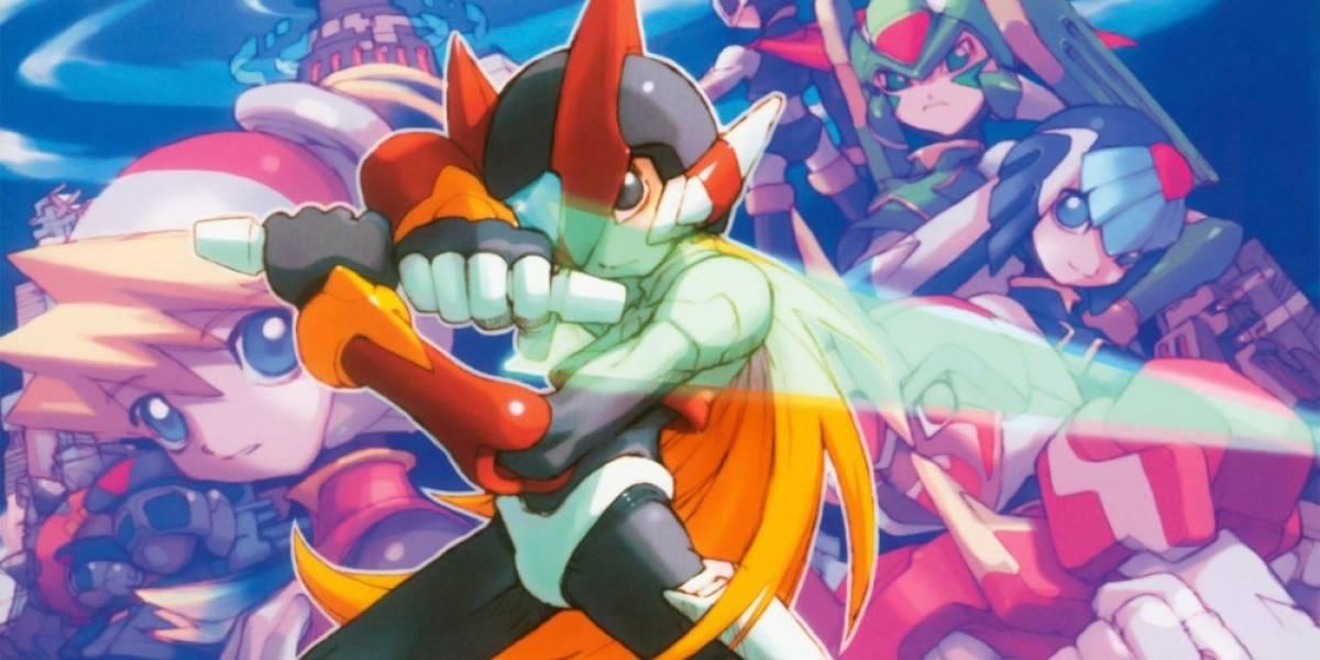 Mega Man Zero llega a la consola virtual de Wii U
