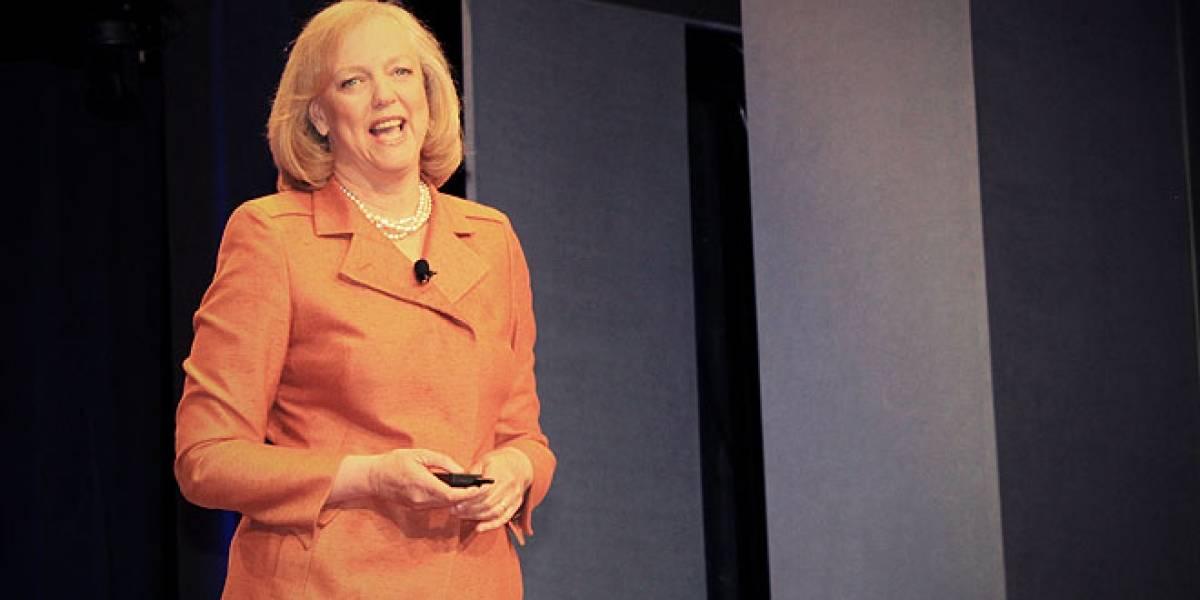 """Meg Whitman, CEO de HP """"Seguiremos dándole soporte a webOS"""""""