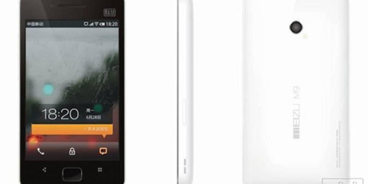 Meizu M9 llega para navidad con Android 2.2