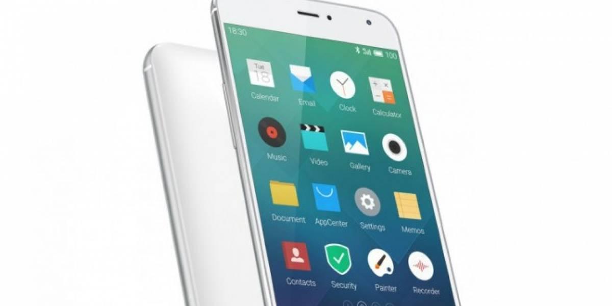 Meizu ha descontinuado el MX4 Pro de forma inesperada