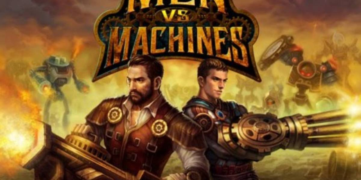 Men vs Machines te invita a combatir a las maquinas