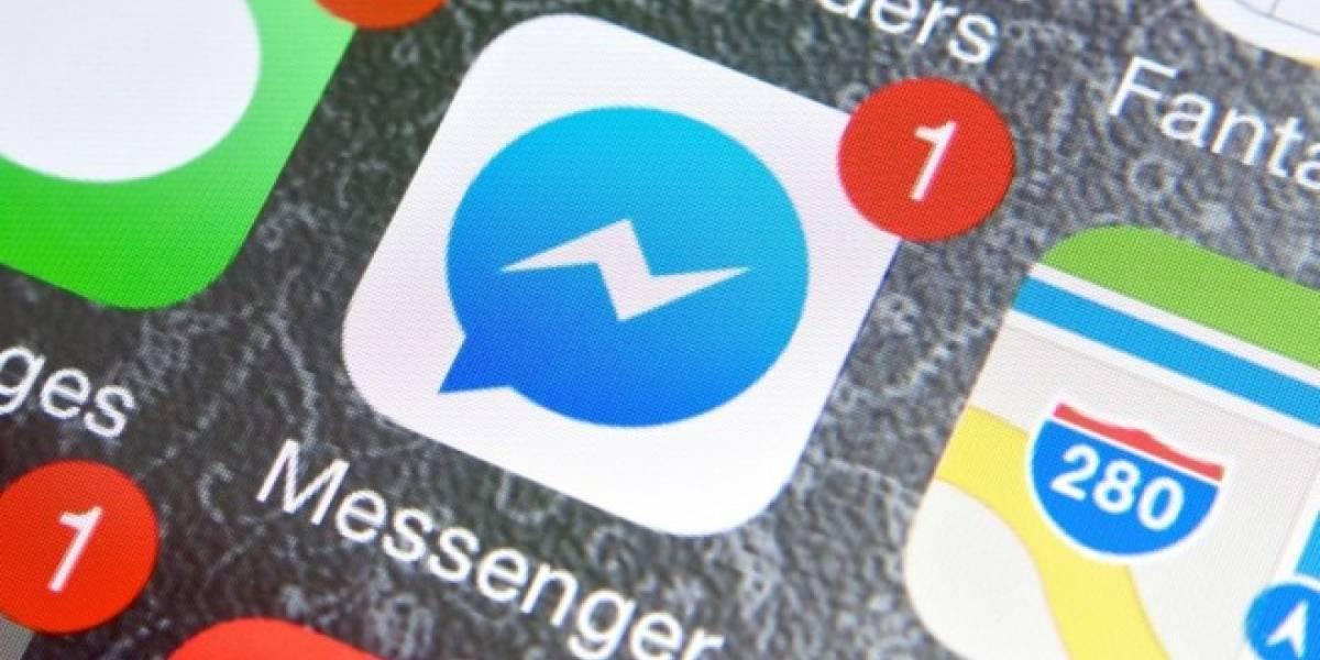 Facebook Messenger agrega reconocimiento de rostro para compartir imágenes