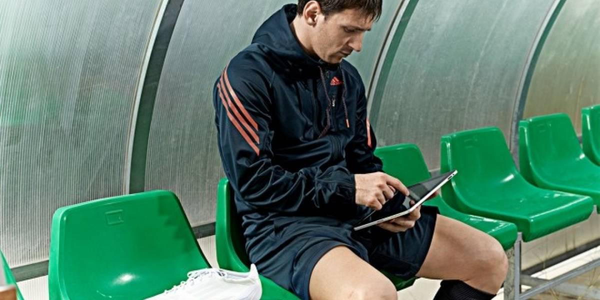 Entrenador del Valencia regala iPads a sus jugadores para poder comunicarse