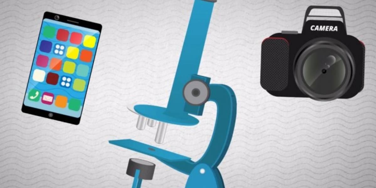 Metalentes harán que tu smartphone tome mejores fotos que una cámara DSLR