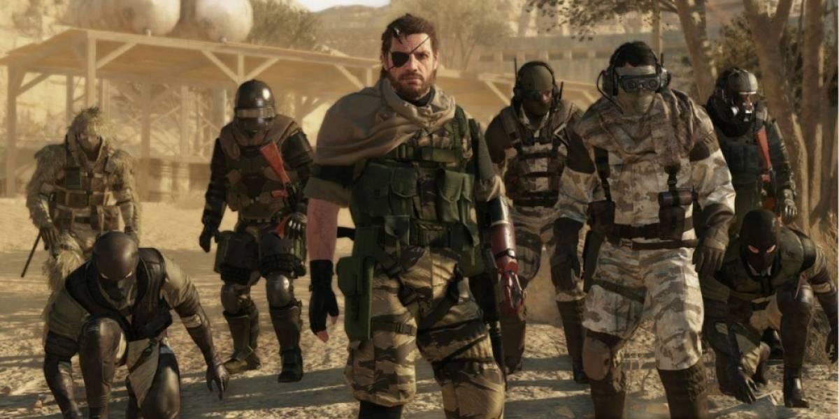 Metal Gear Online soportará hasta 16 jugadores en PC, PS4 y Xbox One