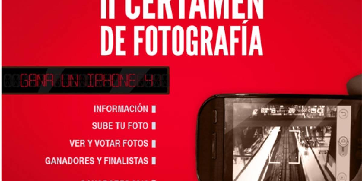 España: La mejor foto del Metro de Madrid ganará un iPhone 4