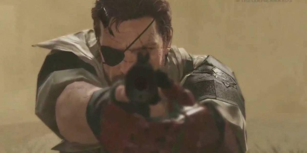 Hideo Kojima presenta el primer tráiler de Metal Gear Online #TheGameAwards