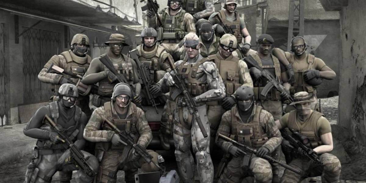 Metal Gear Online se revelará en The Game Awards 2014