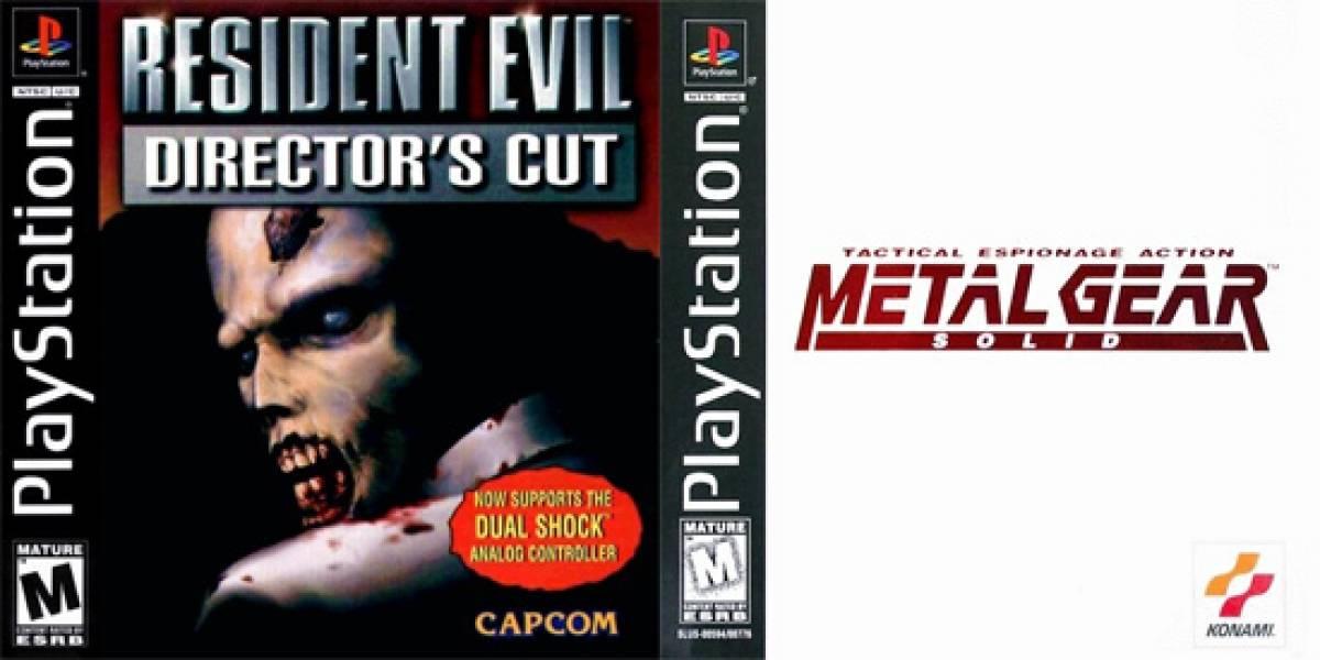Futurología: Metal Gear Solid y Resident Evil llegarán a la PSN
