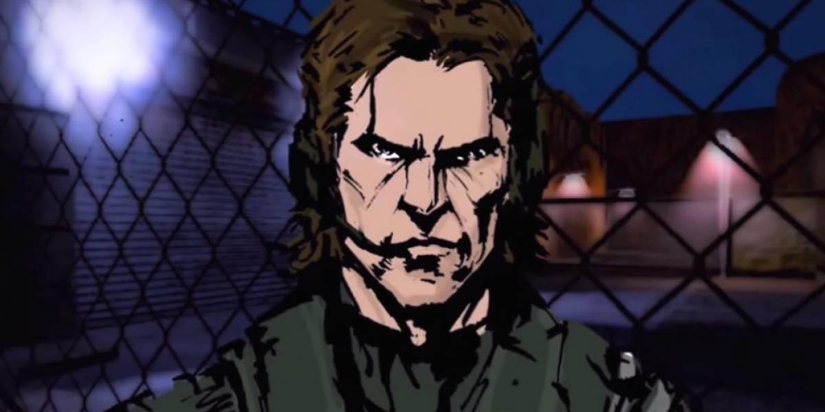 Mira el tráiler de la remasterización de Metal Gear que nunca fue