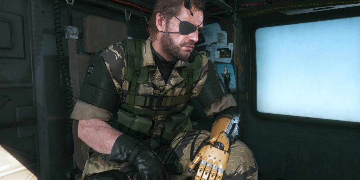 Comparativa: Así se ve Metal Gear Solid V en todas las consolas