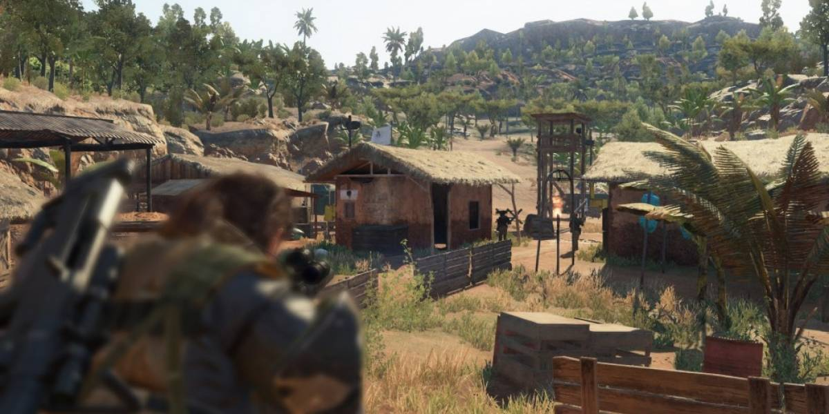 Comparativa: Así se ve Metal Gear Solid V The Phantom Pain en todas sus versiones